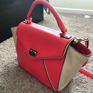 kate spade Bags - Kate Spade Trapeze Handbag (authentic)